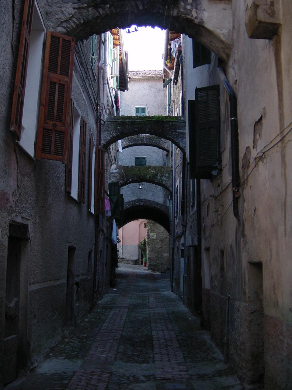 Small Street House